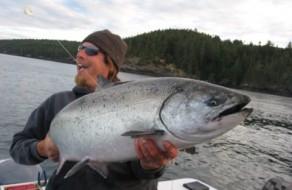 Huge Salmon