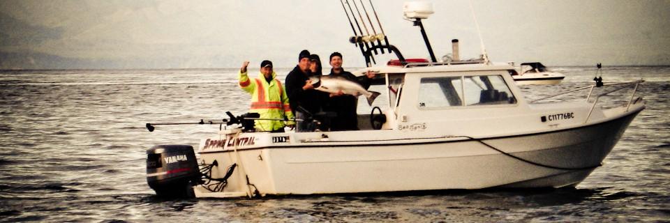Good Time Dave 39 S Salmon And Halibut Fishing Charters